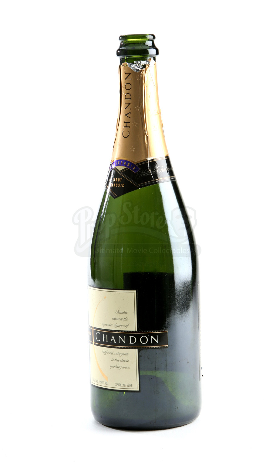 Bottle Of Chandon Champagne Prop Store Ultimate Movie