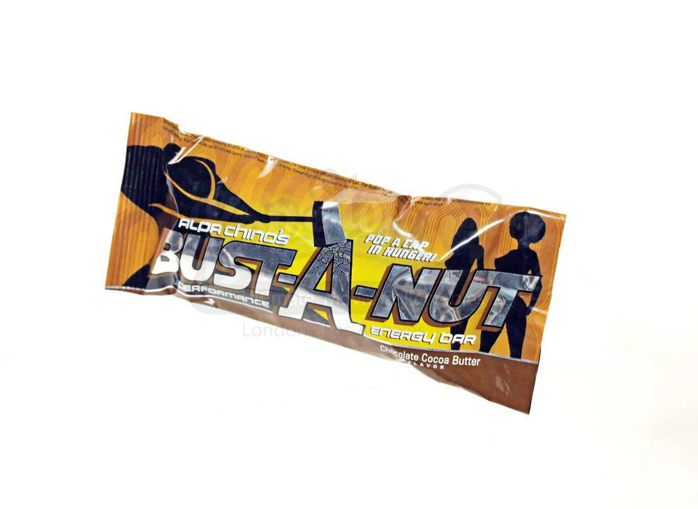 Bust a nut energy bar