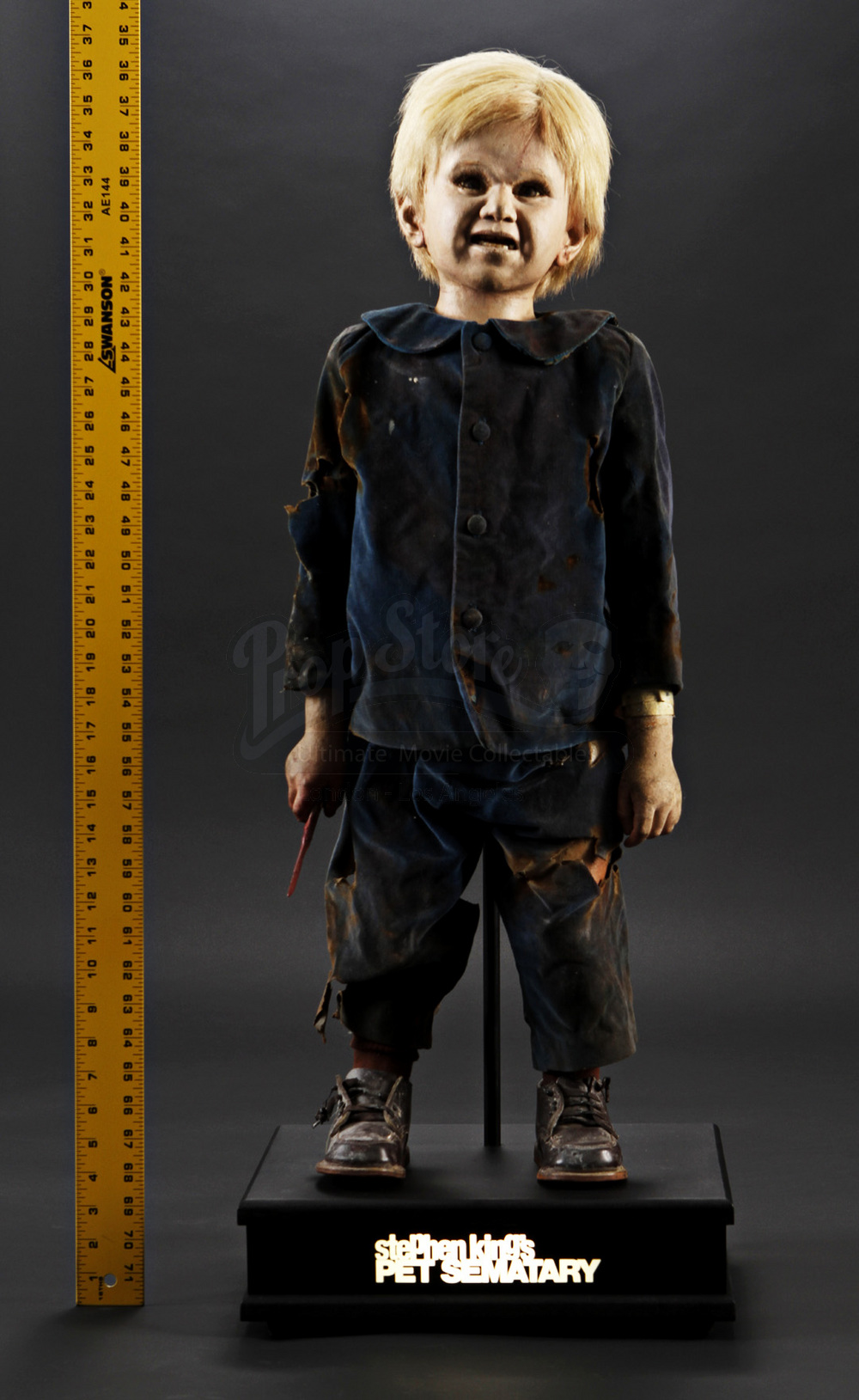 Gage creed doll