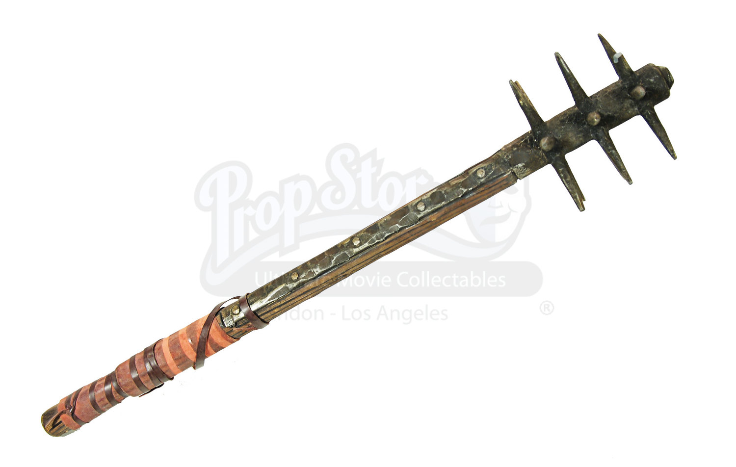 Spiked Club Weapon Prop Store Ultimate Movie Collectables