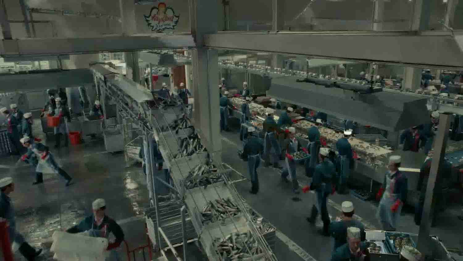 Rubber factory fish prop store ultimate movie collectables for Fishing factory outlet