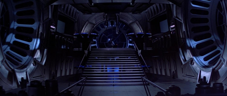 Return Of The Jedi Emperor S Throne Room
