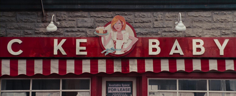 Annie Walkers Kristen Wiig Cake Baby Business Card