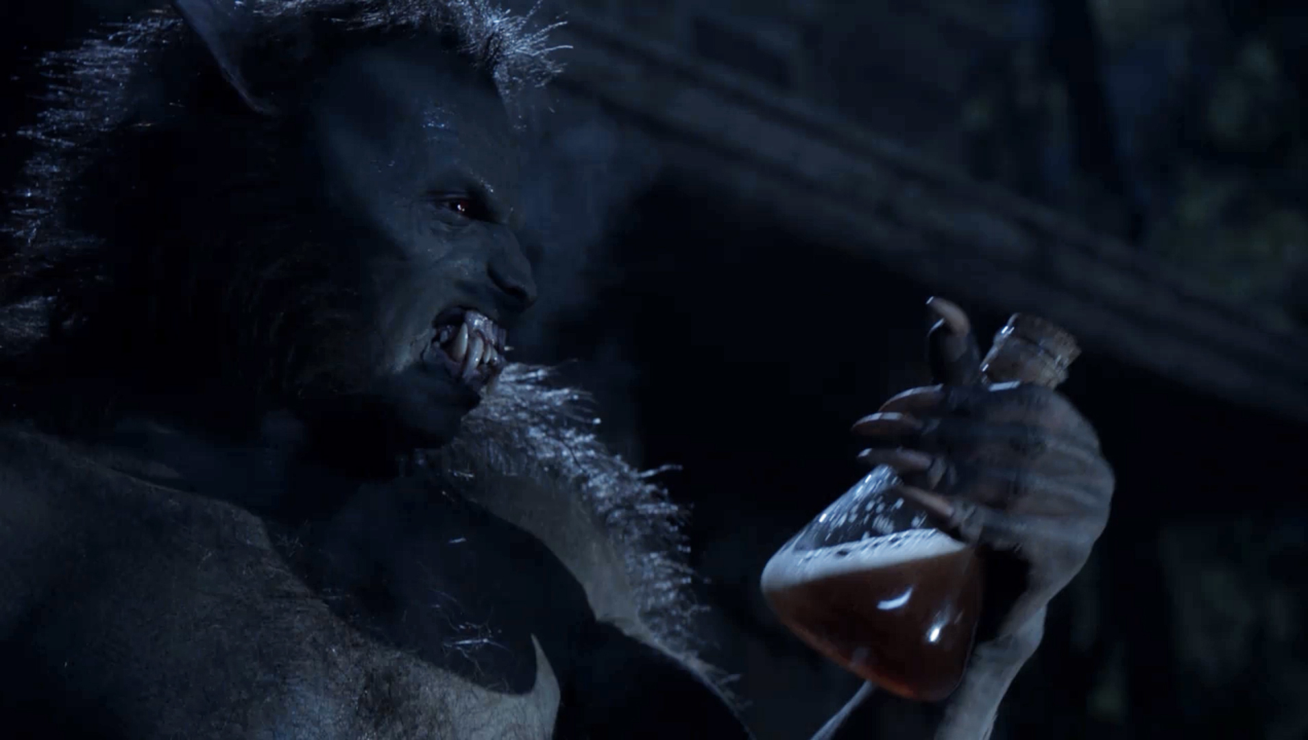 Peter Hale Alpha Werewolf Prop Store - Ultimate ...
