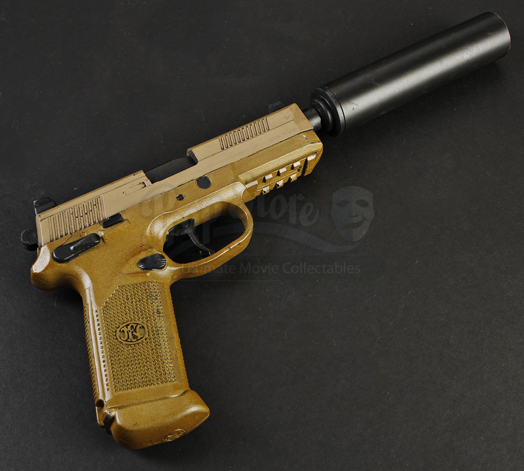 weapons silencer fnp - photo #19