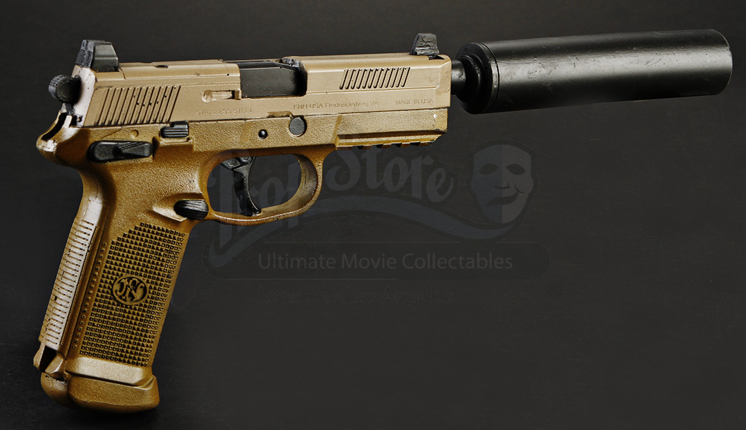 weapons silencer fnp - photo #12