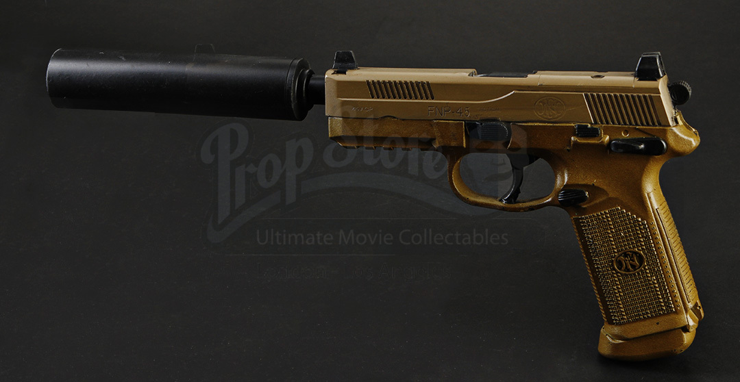 weapons silencer fnp - photo #15