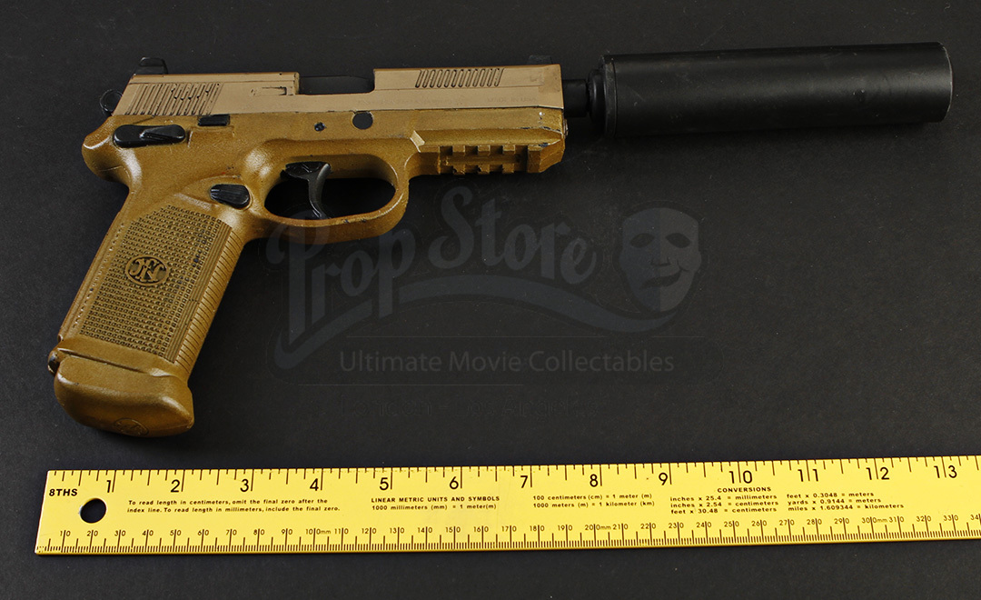 weapons silencer fnp - photo #14
