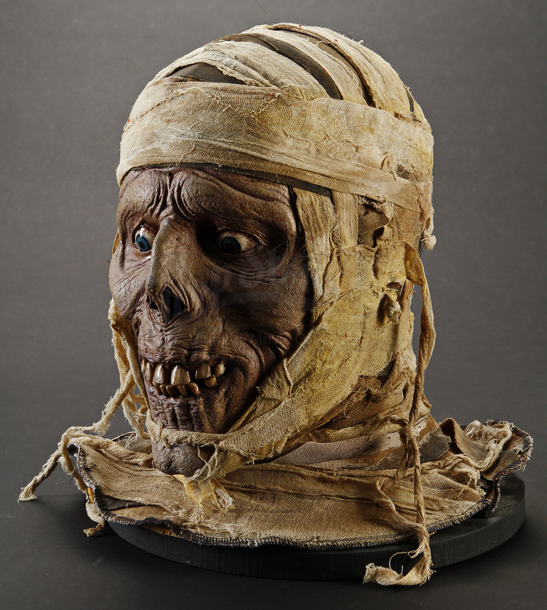 Mummy Head Bust   Prop Store - Ultimate Movie Collectables