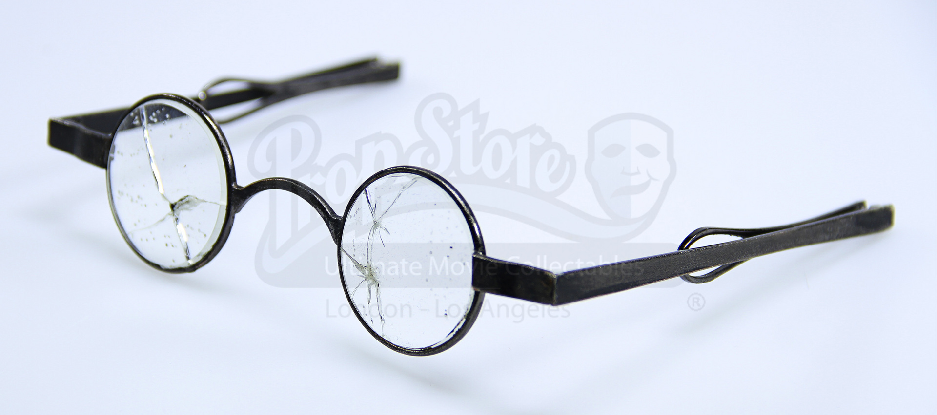 Captain Witwickys W Morgan Sheppard Glasses Prop