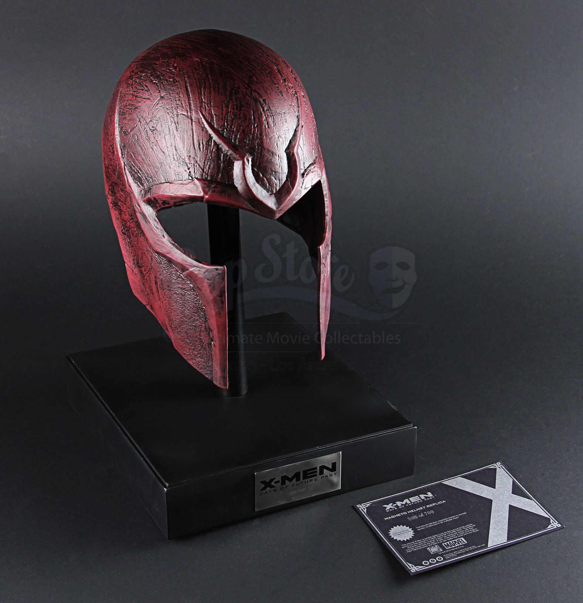 X Men Days Of Future Past Magneto Helmet | www.imgkid.com ...