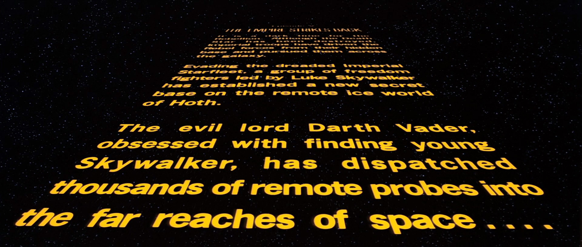 Как сделать текст как в звездных войнах в фотошоп