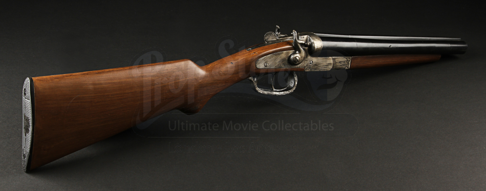 Stunt Double Barrel Shotgun | Prop Store - Ultimate Movie ...