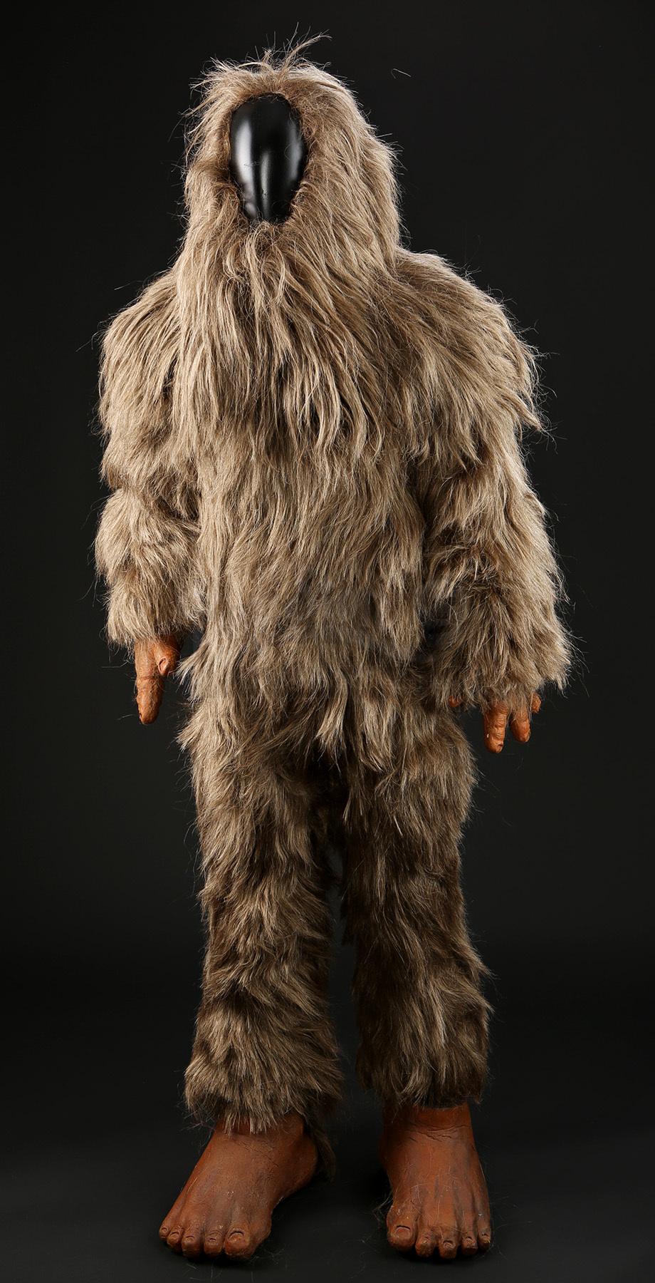 Jbs Jack Black Sasquatch Costume Prop Store Ultimate