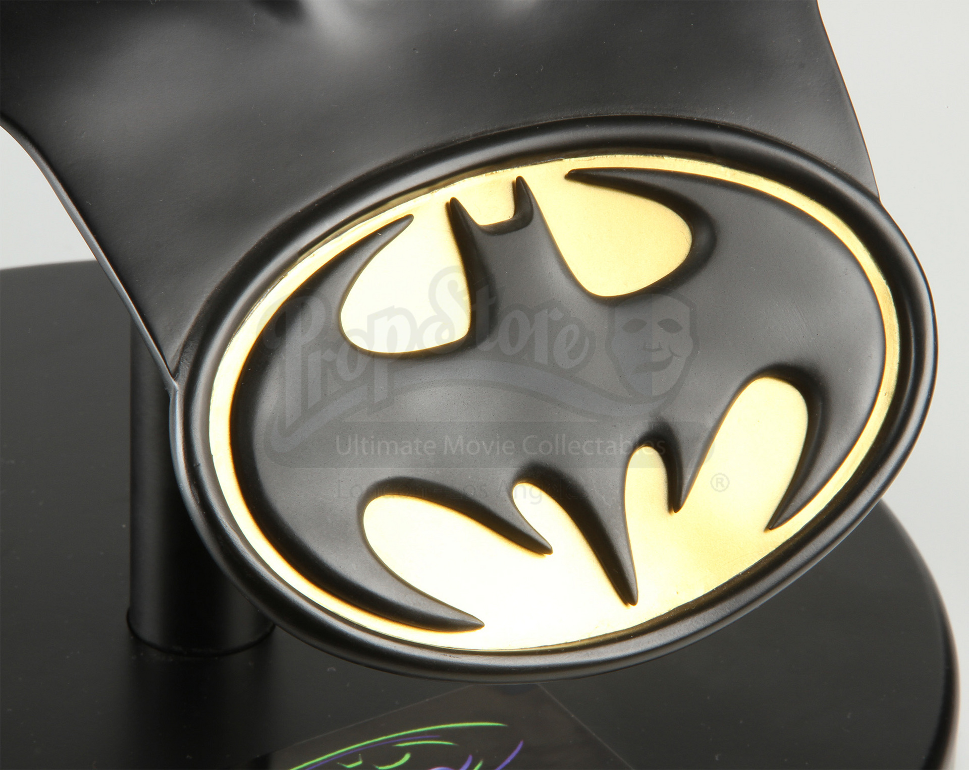 Limited Edition Replica Batcowl Display | Prop Store ...