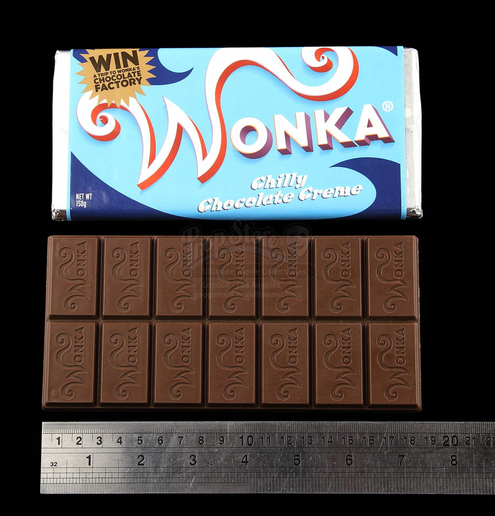 Chocolate Bar Dimensions