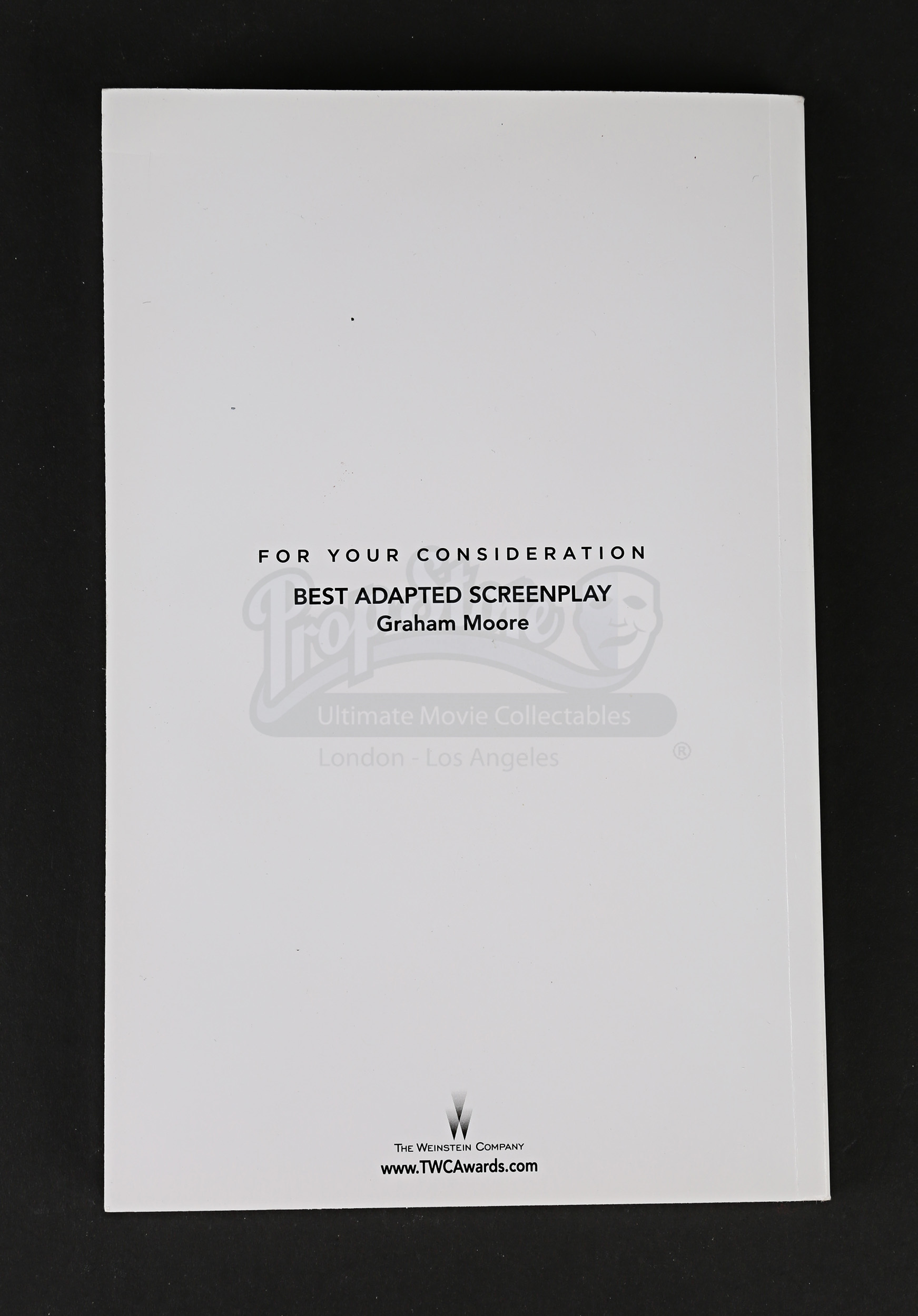 for your consideration scripts