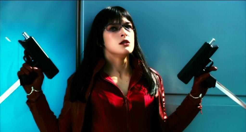 Milla Jovovich Ultraviolet Costume