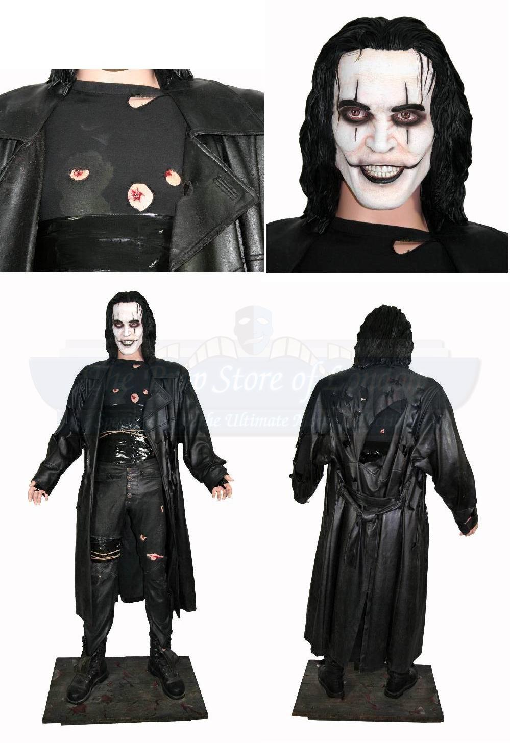 The Crow (Brandon Lee) Costume | Prop Store - Ultimate ...
