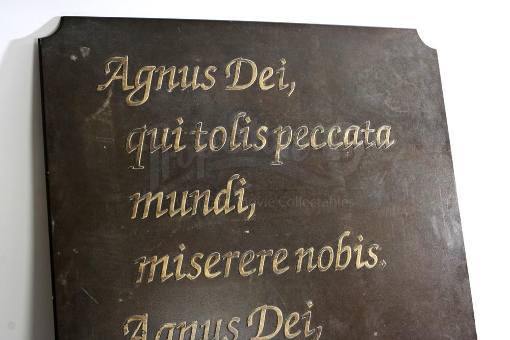 Dei Latin Prayer 46