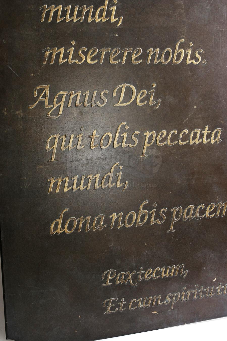 Dei Latin Prayer 118