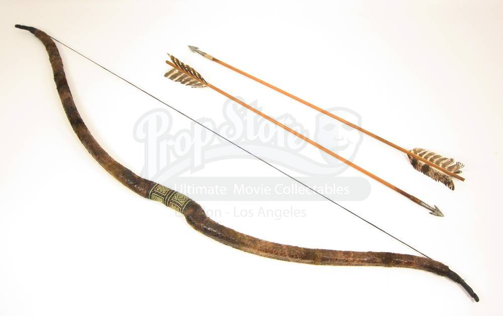 stone age bow and arrow how to make