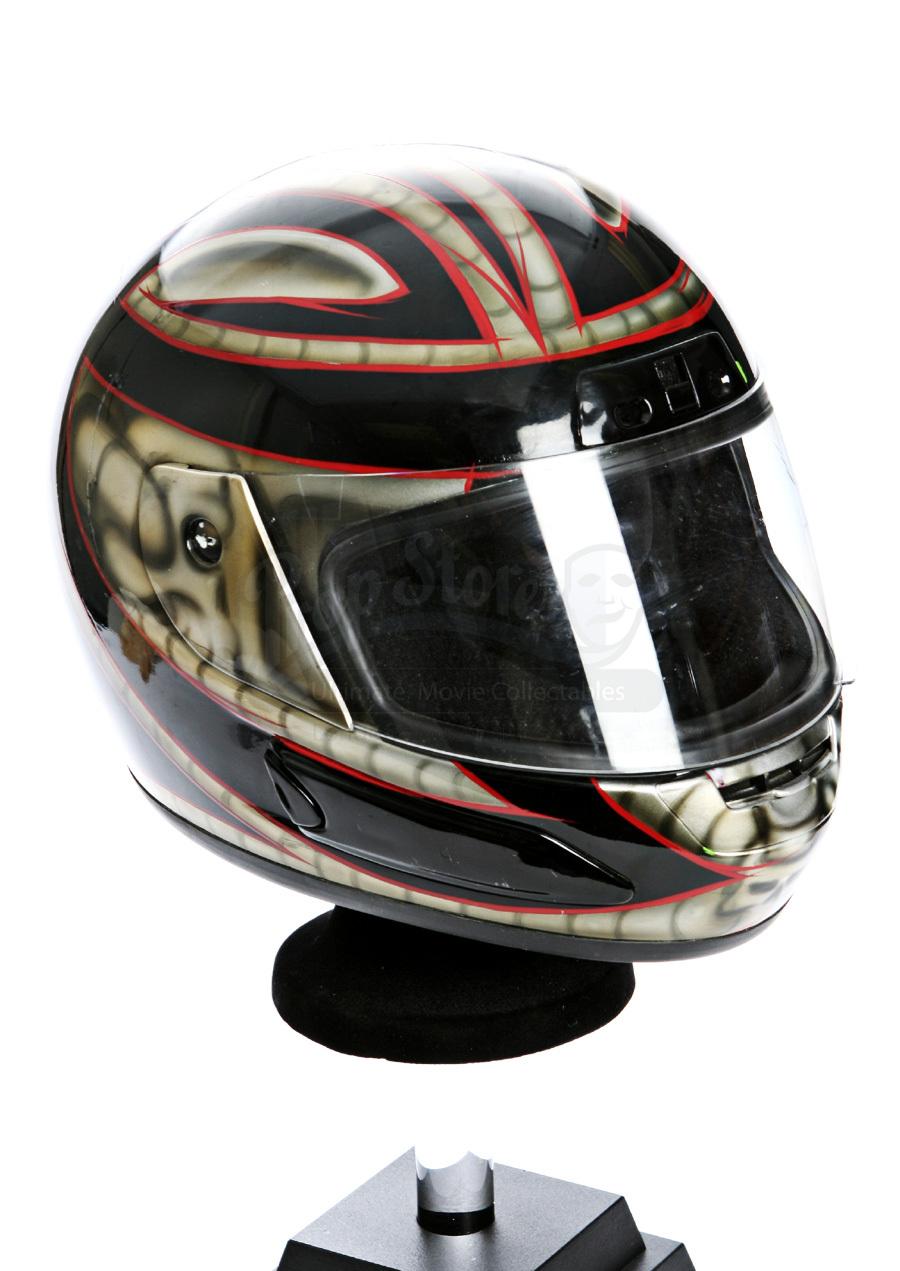 Donnys Tyson Beckford Helmet Prop Store Ultimate