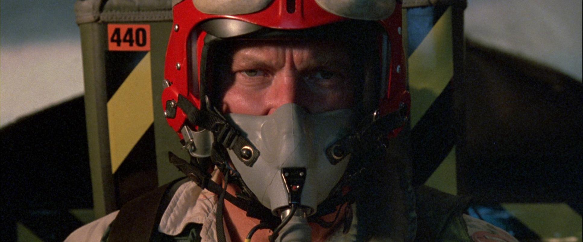 Russell Casses Randy Quaid Flight Suit Costume Prop