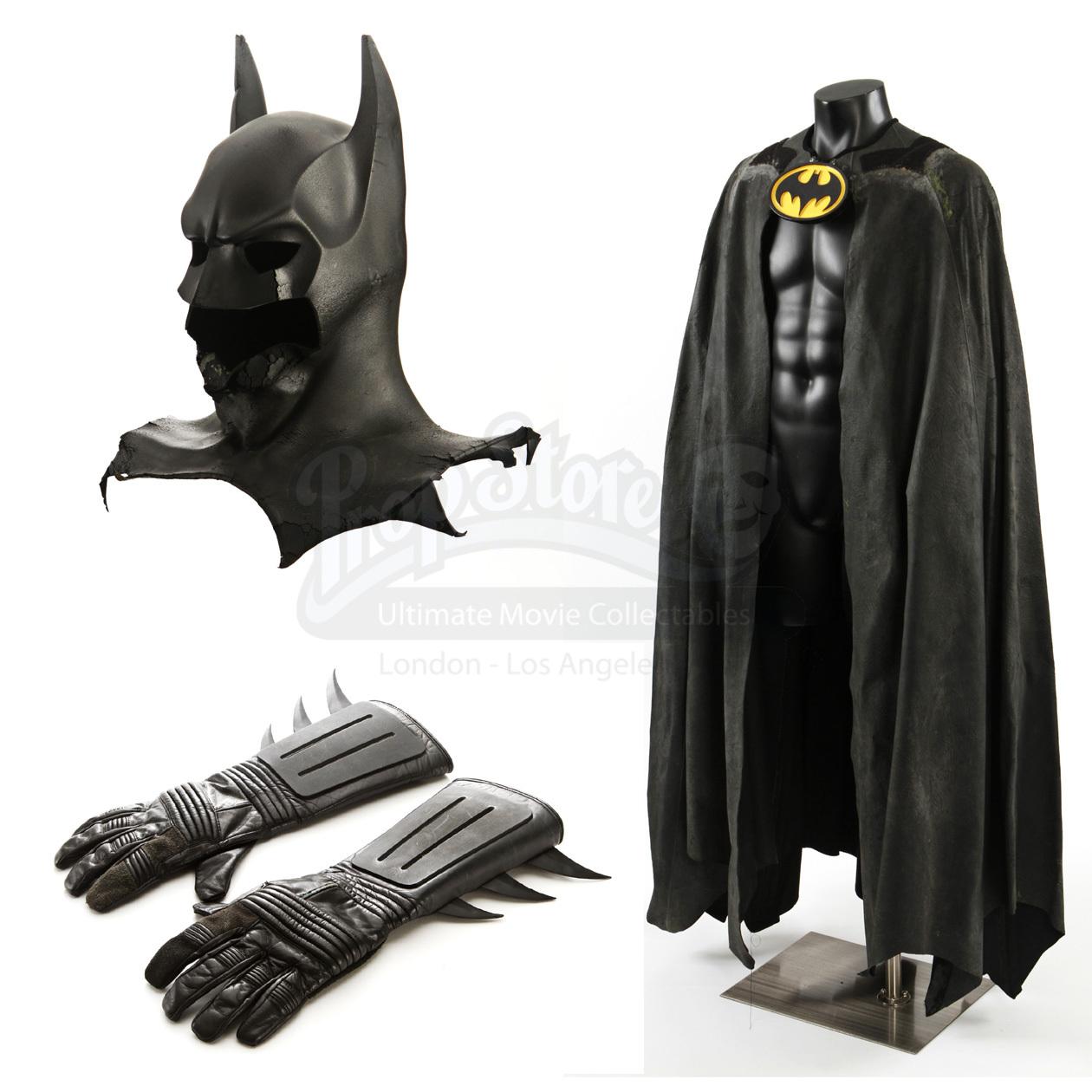 Keaton Batman Costume