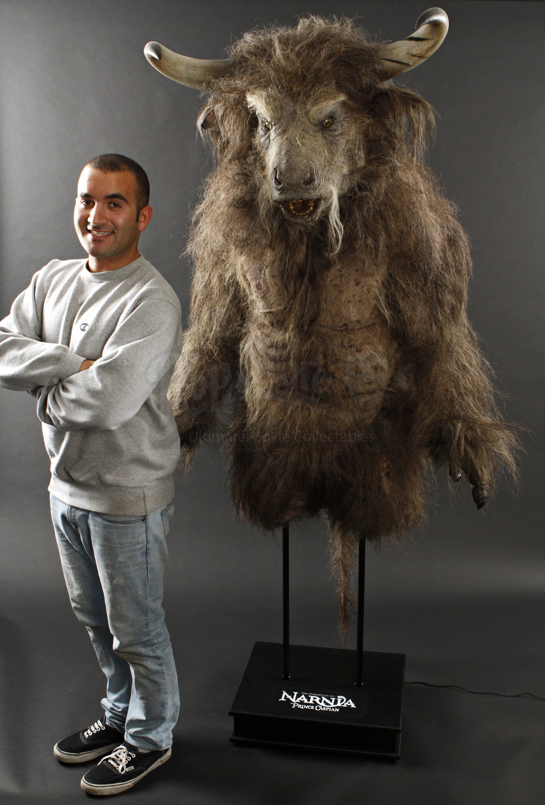 Prop Store - Ultimate Movie Collectables - London - Los Angeles                            Chronicles Of Narnia, The: Prince Caspian