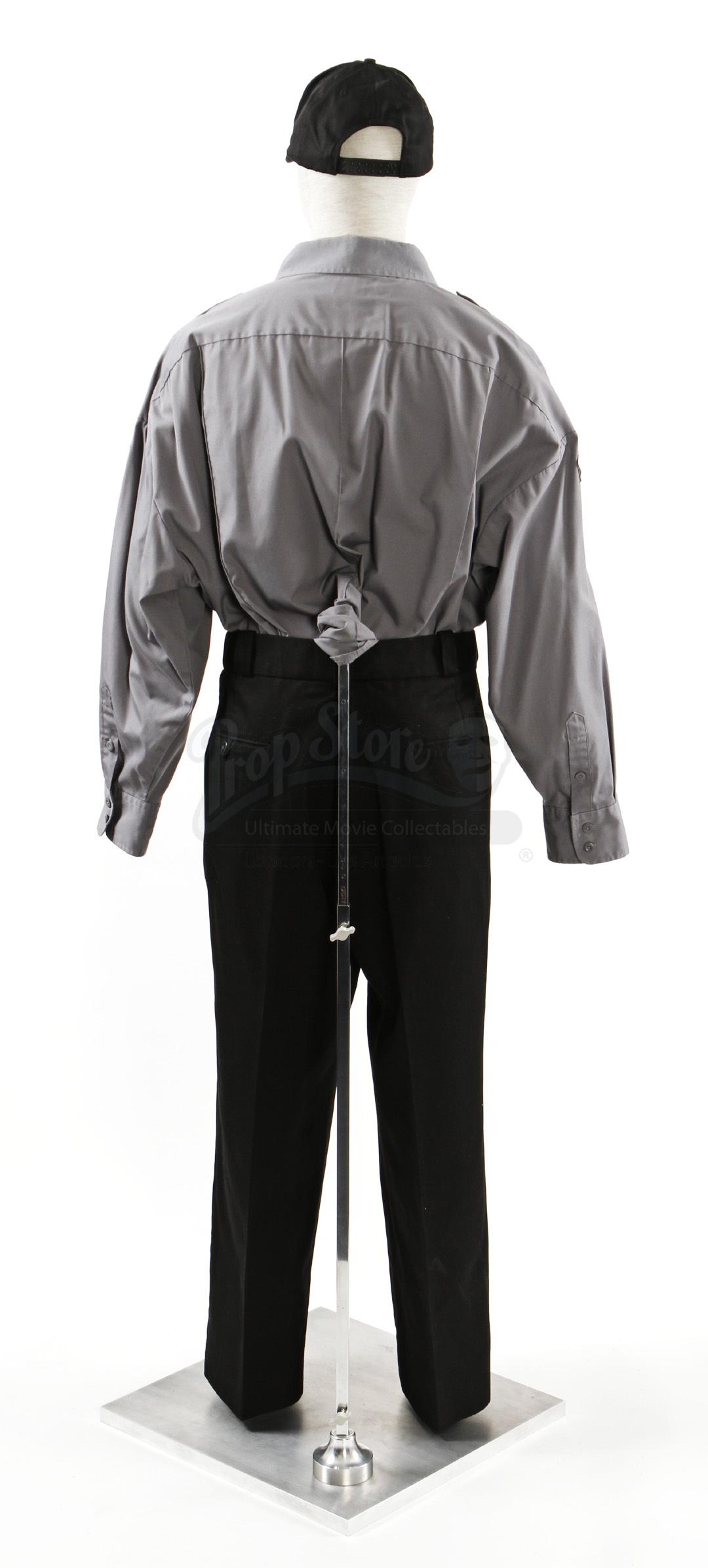 Tweet  sc 1 st  PropStore.com & Encom Security Guard Uniform | Prop Store - Ultimate Movie Collectables