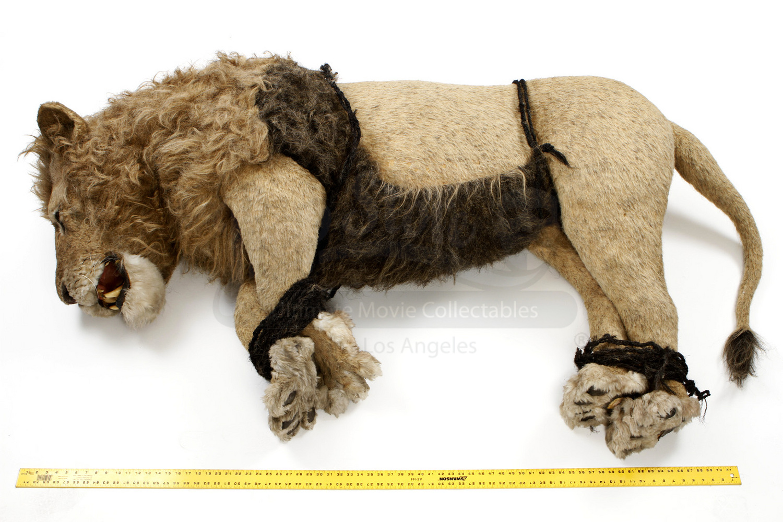 Scary Squeeze Stuffed Animals, Aslan Plush Cheap Online