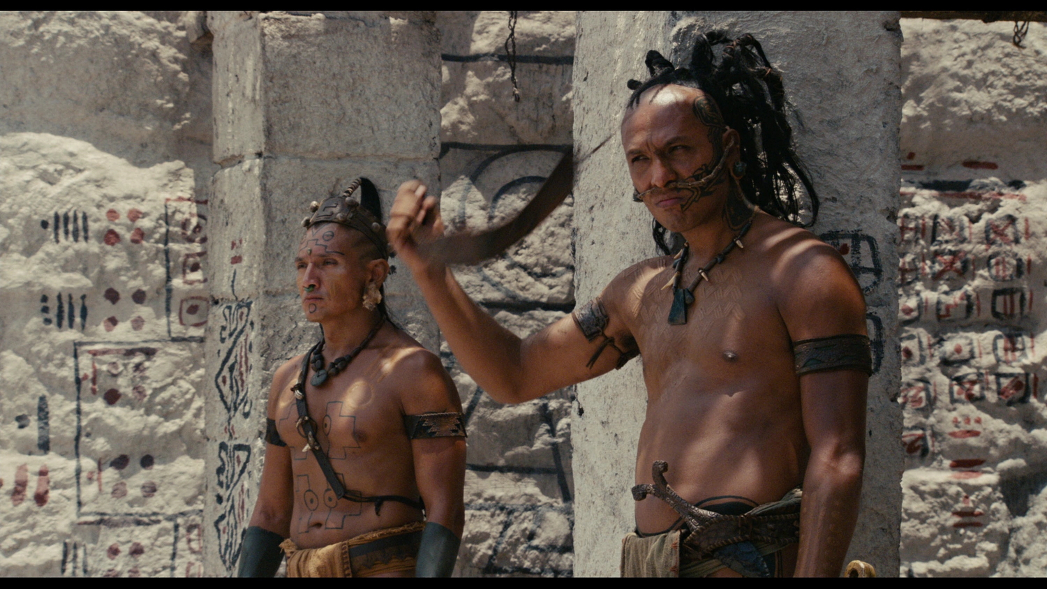 Apocalypto - Mel Gibson - Movies - Review - The New York Times