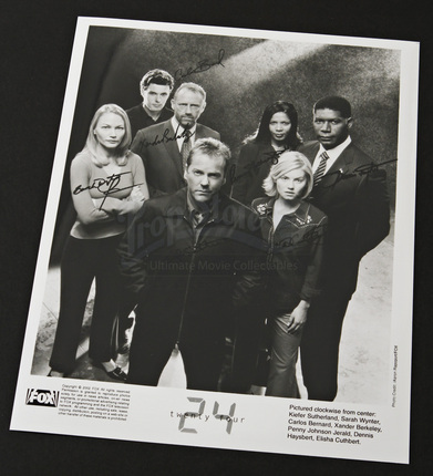 Day 2 - Signed Cast Photo Reproduction | Prop Store - Ultimate Movie