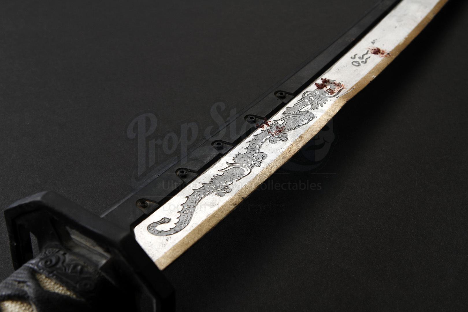 Sharlto Copley Elysium Sword