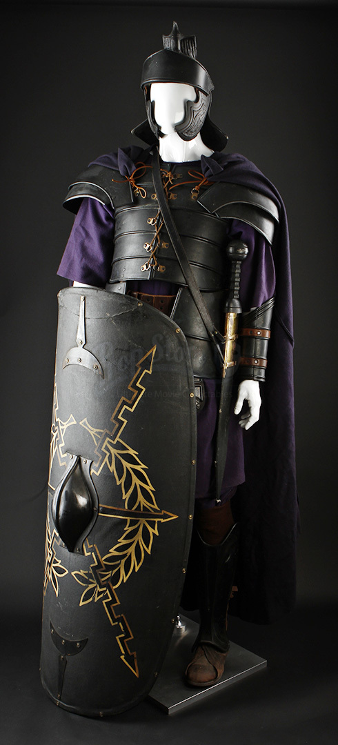 Praetorian Guard Costume, Gladius and Shield | Prop Store ...