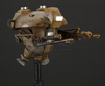 Death Star Welding Robot Miniature 01 Prop Store