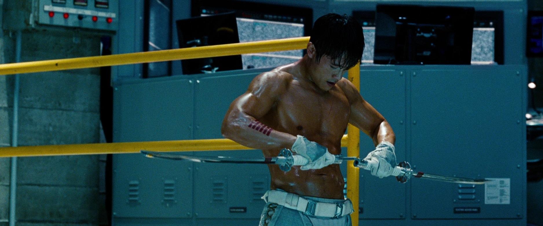 Storm Shadow (Byung-huh Lee) Hero Linking Swords   Prop ...