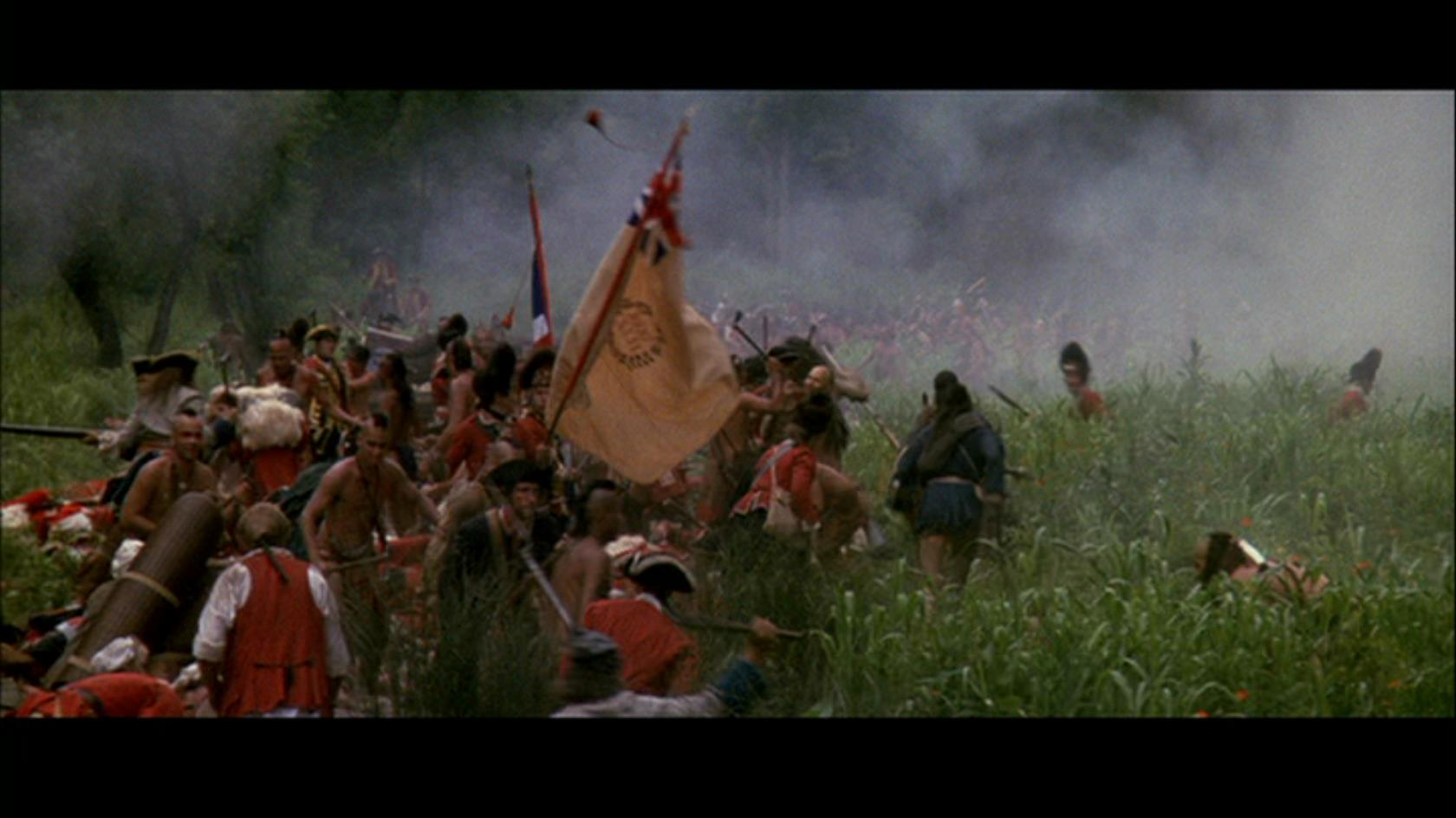 an analysis on the fighting style of the english in the movie last of the mohicans The last of the mohicans is a romance, a genre deriving from the british romantic movement of the early nineteenth century that emphasizes imagination over reason and allows for comedy cooper uses history as a frame and fills it with the imaginative movements of the romance plot.