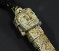 mayan sacrifice knife