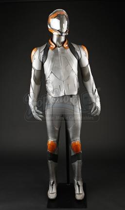 Enders Game Dragon Flash Suit With Helmet 01 Prop