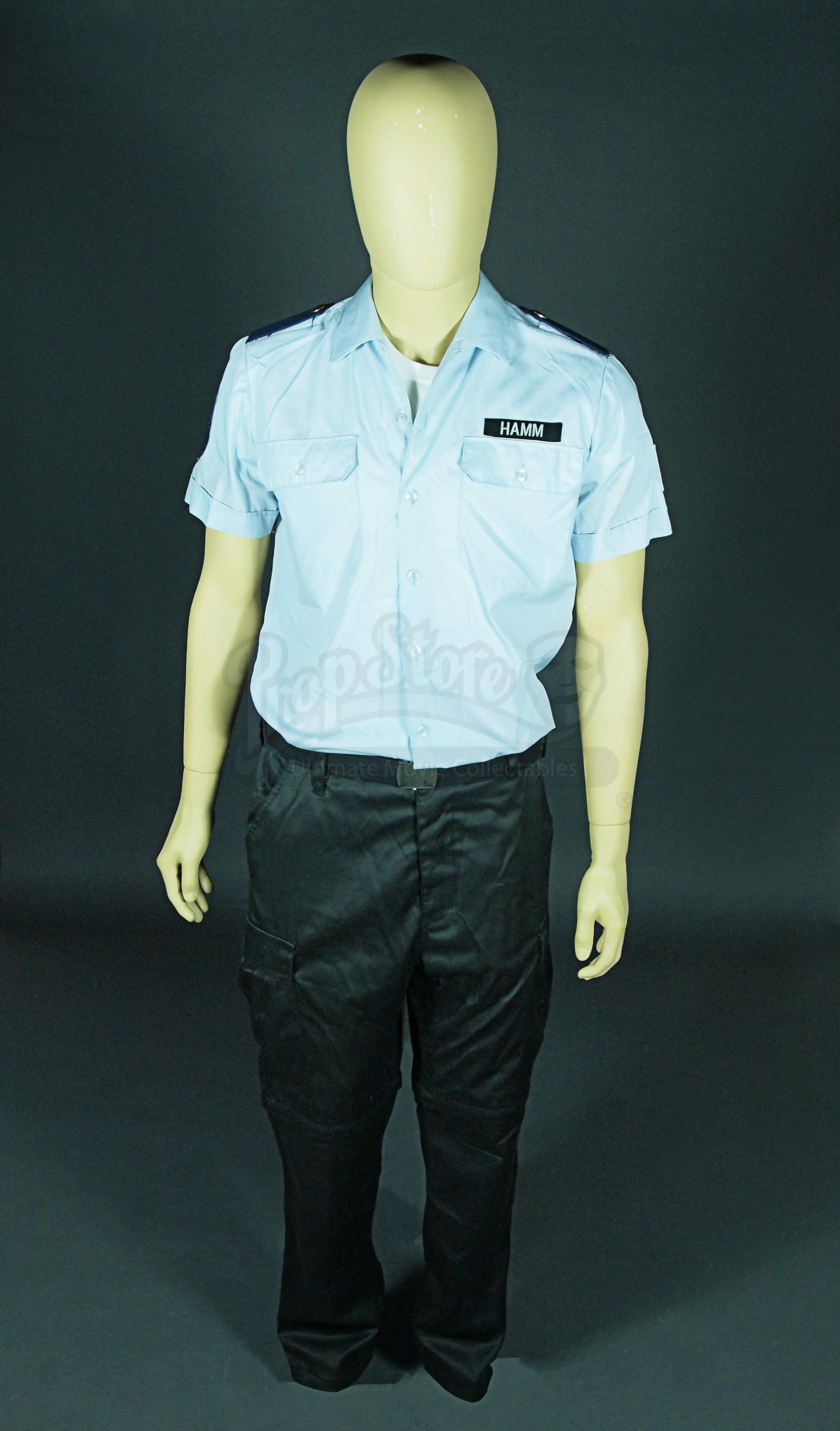 USS George W Bush Crew Uniform IS123 Prop Store