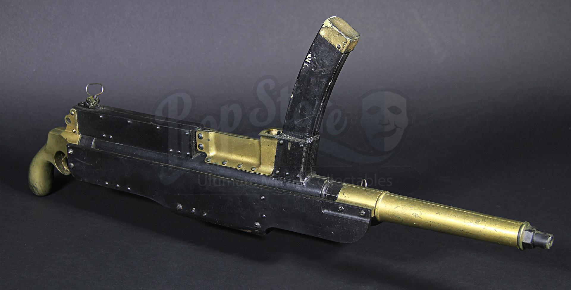 Meinhard Submachine Gun Prop Store Ultimate Movie