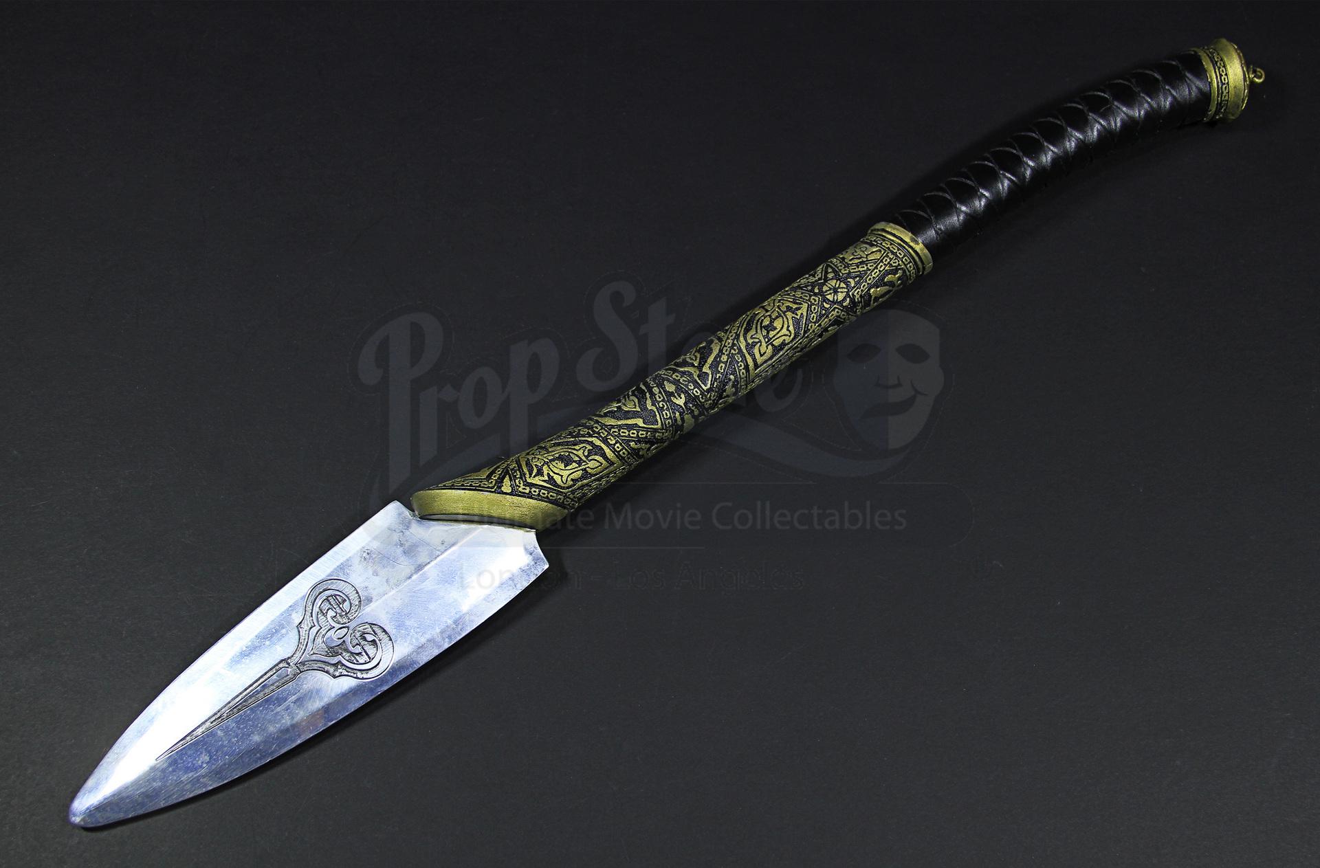 Prince Nuadas Luke Goss Sword Weapon Prop Store
