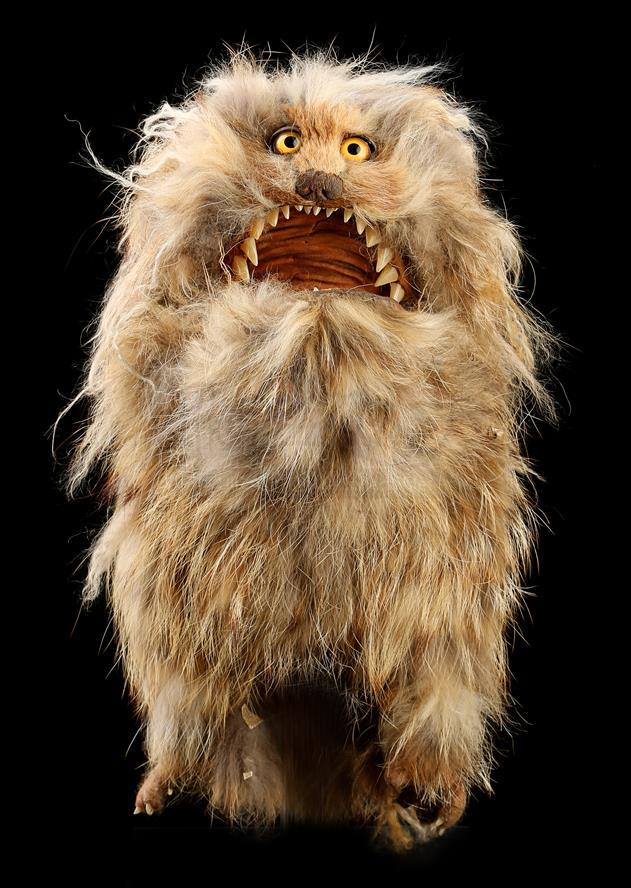 88 Live Auction 2015 Fizzgig Puppet Prop Store