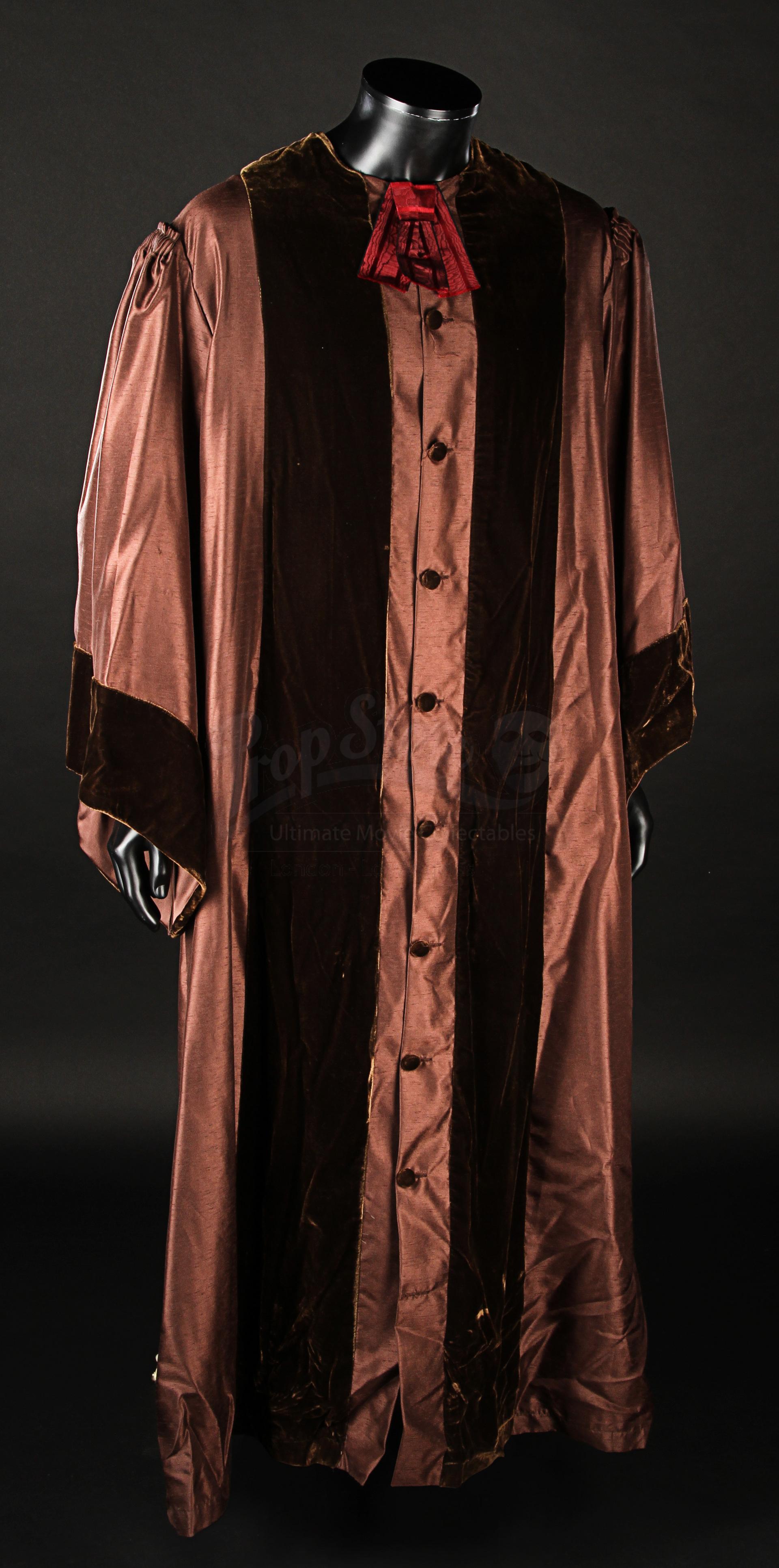 Jordan College Professor Robes Prop Store Ultimate