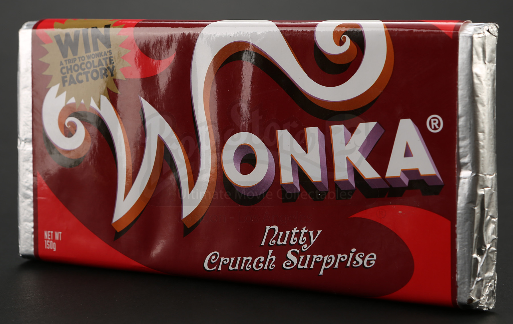Wonka Bar - Nutty Crunch Surprise | Prop Store - Ultimate Movie ...