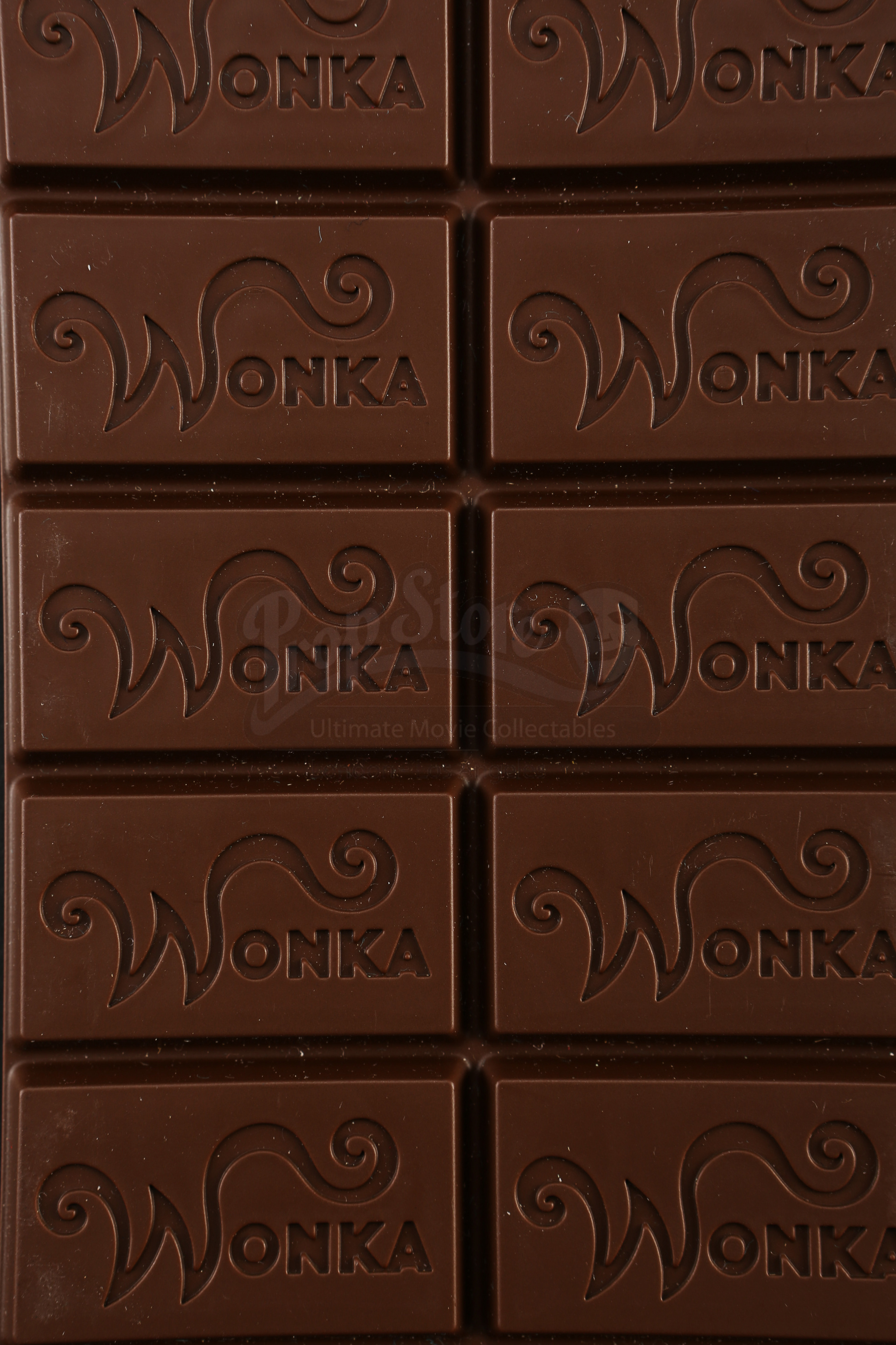 Unwrapped Wonka Chocolate | Prop Store - Ultimate Movie Collectables