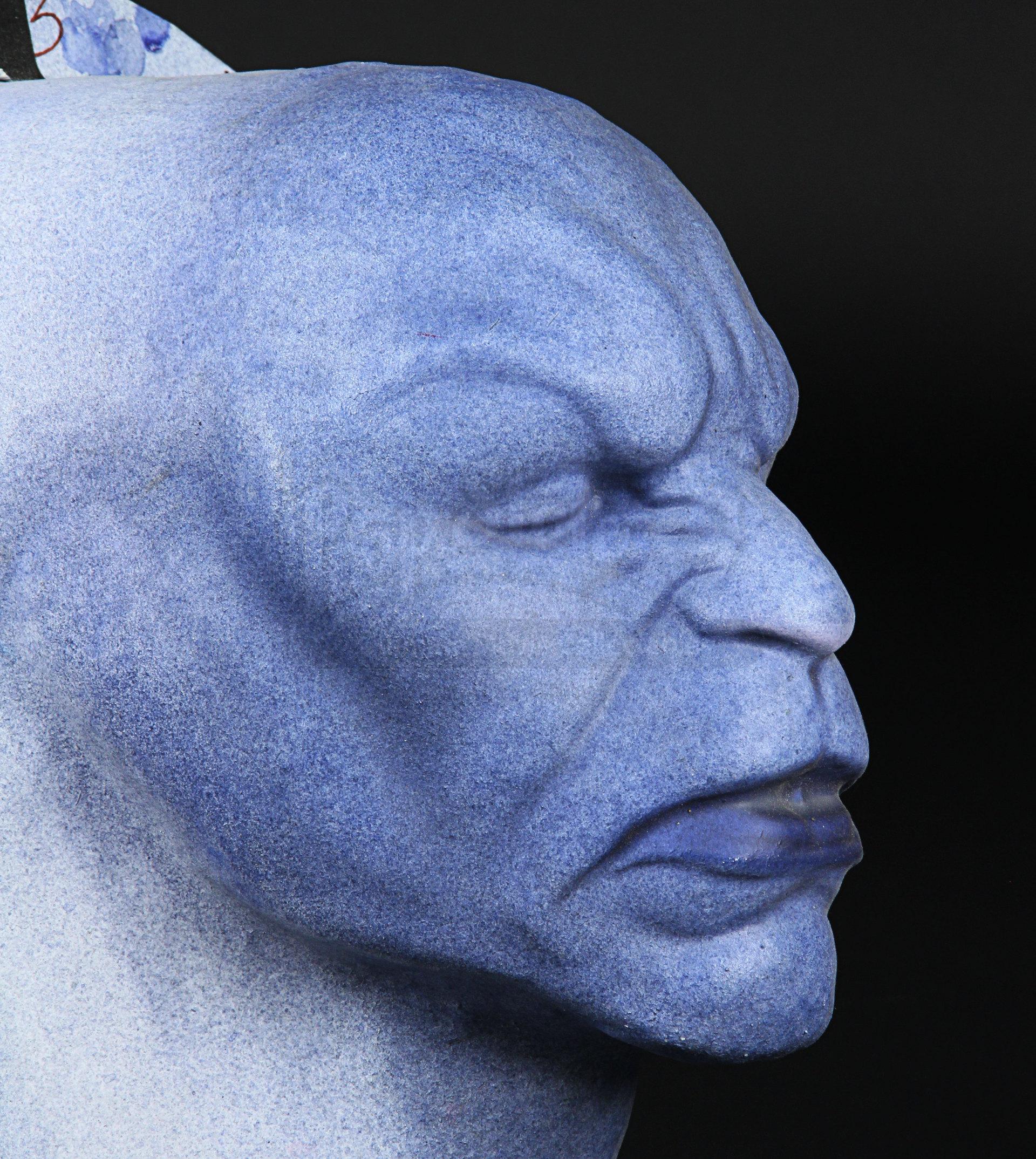 Beast Paint Test Head | Prop Store - Ultimate Movie ...