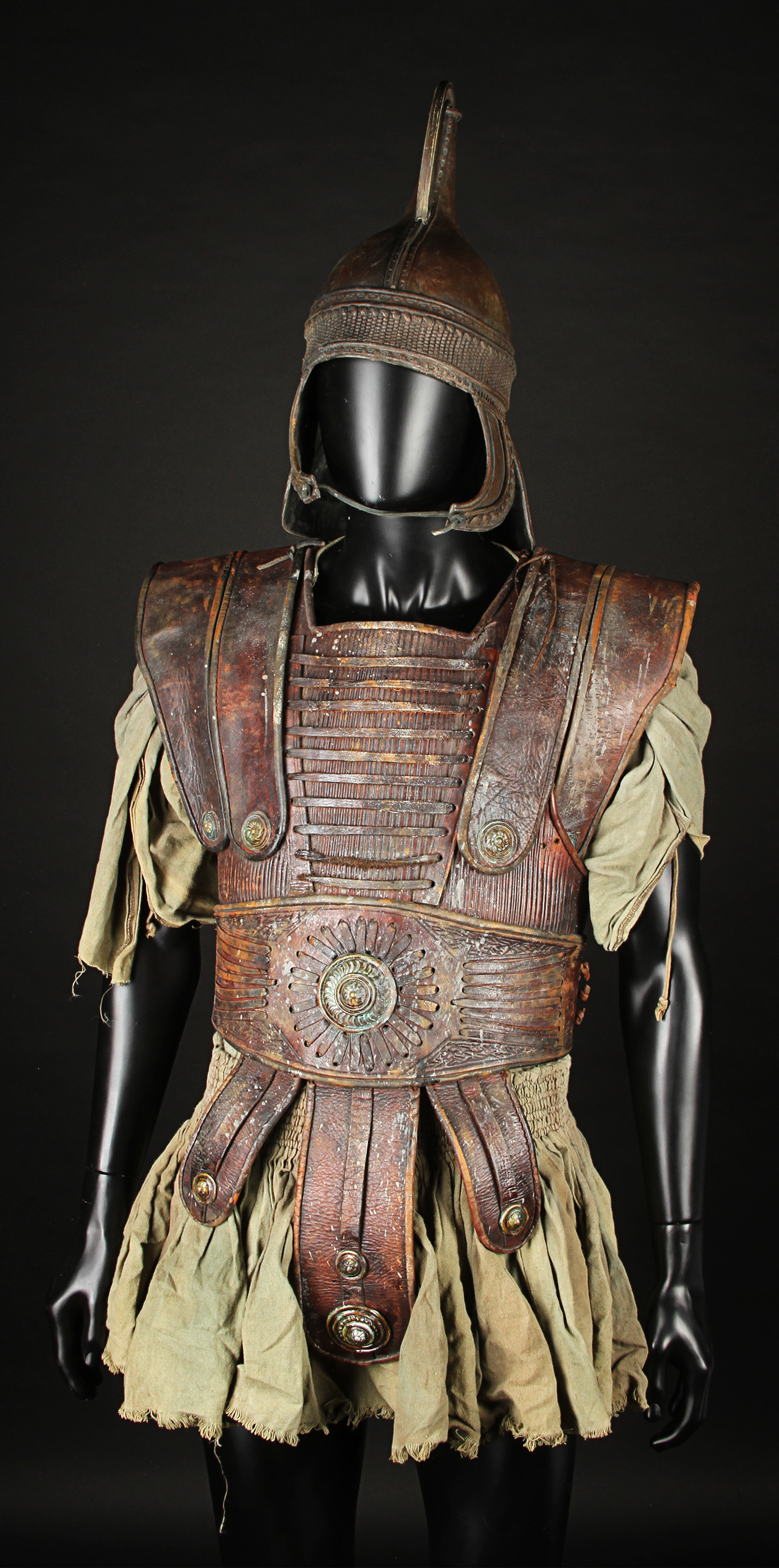 Greek Upper Body Armour And Tunic Prop Store Ultimate